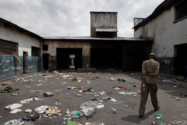 ILS s'échappent des prisons de boko haram