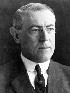 Les quatorze points de paix du président Wilson