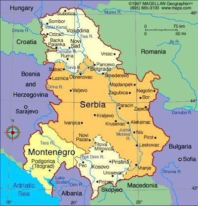 FUTUR PROCHE EN EUROPE : La Voïvodine, prochain pseudo-État en Europe ?