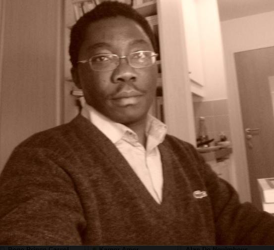 Lettre à Dr. Mathias Eric Owona Nguini