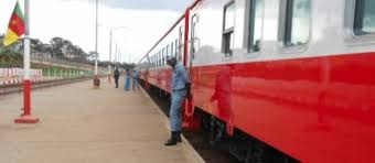 Un billet de train pour le Cameroun