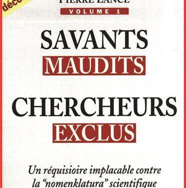 Savants Maudits, Chercheurs Exclus (Livres)