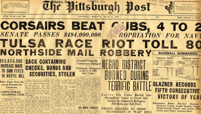 Black Wall Street : La vraie histoire