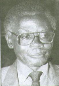 Albert Mukong le vrai père fondateur du sdf