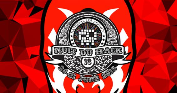 La Nuit du Hack 2015 en détails #ndh2k15