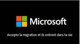 Microsoft propose une migration gratuite vers Windows 10…en échange de votre vie privée