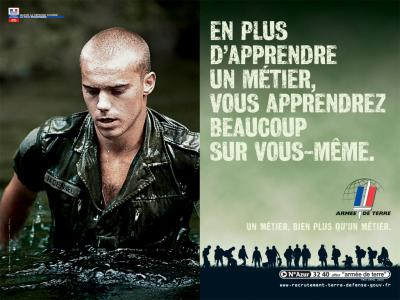 France: Le Ministre de la Défense interdit les syndicats dans l'armée