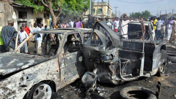 Nigeria une bombe de trop !