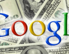 Google gagne 65 milliards de dollars en un jour !