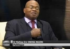 Cet indomptable qu'est Mathias Eric Owona Nguini