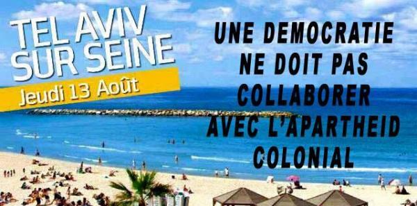 FRANCE – Quand les lobbies sont plus forts qu'un etat «Tel Aviv sur Seine»