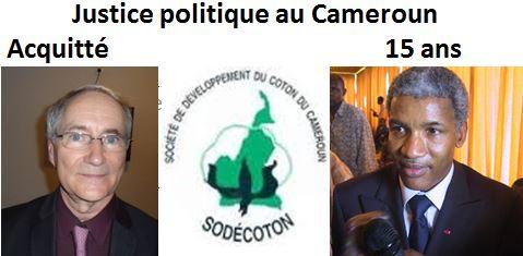 CAMEROUN- 15 ans de prison pour Iya Mohammed
