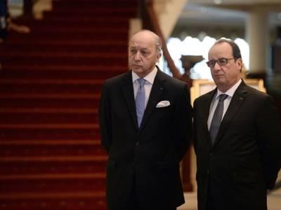 La République française prise en otage