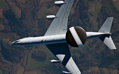Un AWACS saoudien impliqué dans la destruction du Soukhoï