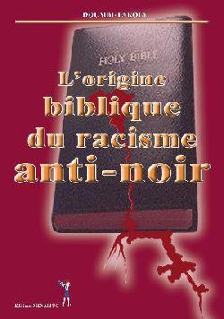 Doumbi-Fakoly : La Bible et le racisme anti-noir