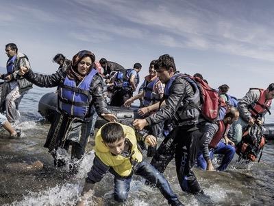 l'Union européenne manipule les réfugiés syriens