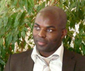 Alain Olivier Nyounai, ancien athlète camerounais