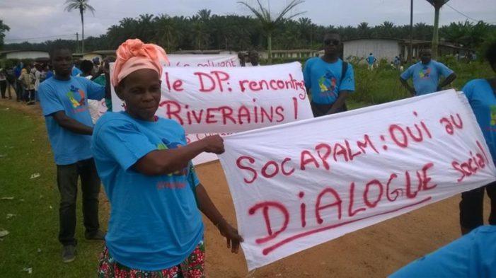 Cameroun : manifestations contre Bolloré