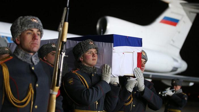 Les journalistes américains qui ont «dansé» sur la tombe de l'ambassadeur russe n'ont aucune honte