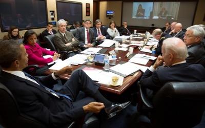 Donald Trump dissout l'organisation de l'impérialisme états-unien