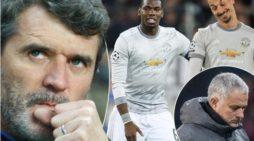 D'apres ROY Keane Manchester United sera toujours en lice pour la Champions League cette saison malgré la défaite à Bâle, insiste Roy Keane
