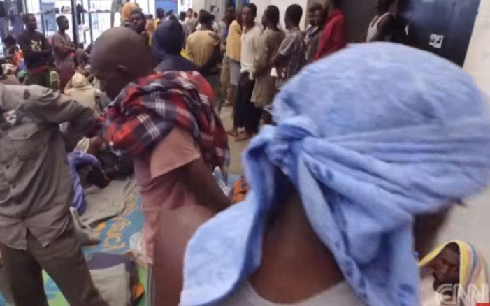 Vente aux enchères d'esclaves : le gouvernement libyen ouvre une enquête
