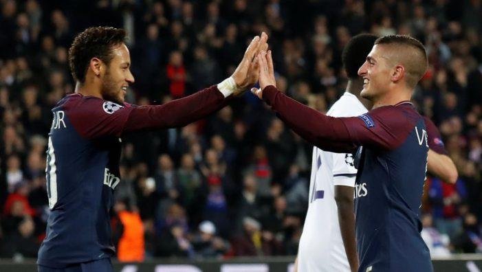 Ligue des champions: le PSG et le Bayern premiers qualifiés en huitièmes