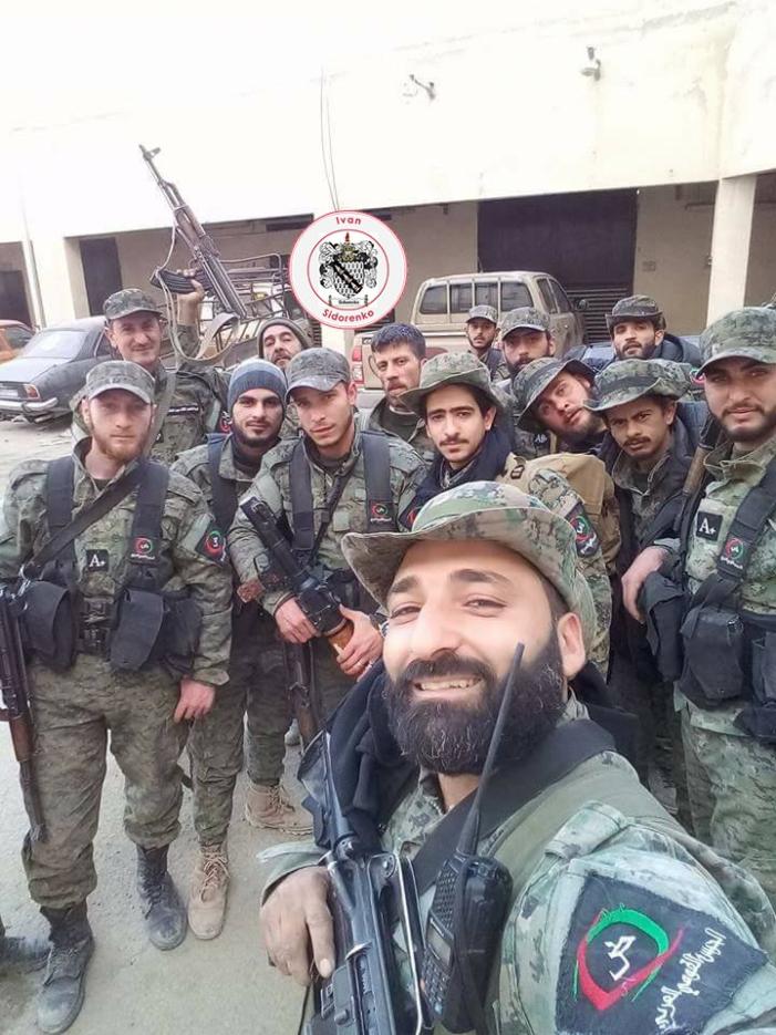 🇸🇾SYRIE. Vue d'ensemble de l'opération de l'Armée syrienne dans le sud de Damas (vidéos, photos)