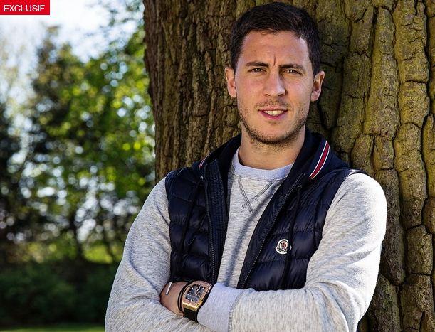 Eden Hazard:«Je me sens bien à Chelsea, mais j'aimerais découvrir de nouvelles choses»
