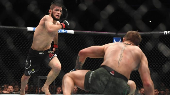 MMA – Les suspensions de Nurmagomedov et McGregor prolongés