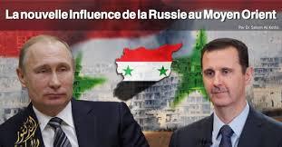 Les succès de la diplomatie russe au Moyen-Orient