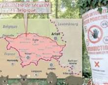 REMEMBER : Les expériences du Pentagone en Géorgie provoquent une épidémie de peste porcine en Belgique